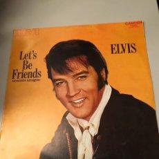 Discos de vinilo: ELVIS. Lote 173859618