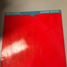 Discos de vinilo: DIRE STRAITS - MAKING MOVIES - LP. Lote 173859747