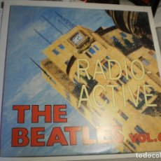 Discos de vinilo: LP ROSA THE BEATLES. RADIO - ACTIVE. VOL. 6. PIRAMYD RECORDS 1988 ITALY (PROBADO, BIEN Y SEMINUEVO). Lote 173860783