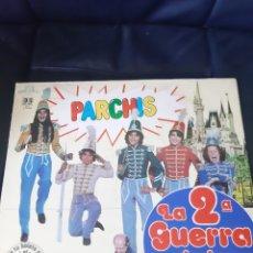Discos de vinilo: PARCHIS. LA 2° GUERRA DE LOS NIÑOS. LP 1981. Lote 173865295