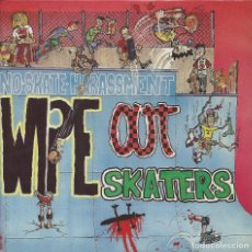 Discos de vinil: WIPE OUT SKATERS, FEEL THE SPEED +3 (SUBTERFUGE 199?). Lote 173866698