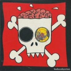 Discos de vinilo: CEREBROS EXPRIMIDOS, KILL THE POPE. 2EP (MUNSTER 1992) -GATEFOLD-. Lote 173867593