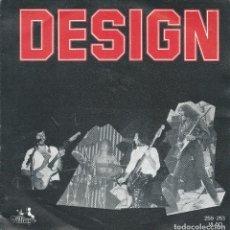 Discos de vinilo: DESIGN, HOT DOWN IN NORTHLAND. (VILLAGE 1978) -DIFICIL-. Lote 173868039