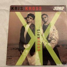 Discos de vinilo: KRIS KROSS – JUMP SELLO: COLUMBIA – COL 657854 7, RUFFHOUSE RECORDS – 657854 7 FORMATO: VINYL, 7. Lote 173868183