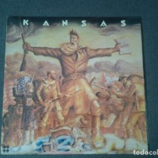 Discos de vinilo: KANSAS -KANSAS- LP EPIC 1978 ED. ESPAÑOLA KIR 80174 MUY BUENAS CONDICIONES. . Lote 173873548