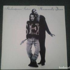Discos de vinilo: SHAKESPEARS SISTER -HORMONALLY YOURS- LP LONDON 1992 ED. INGLESA 828266.1 MUY BUENAS CONDICIONES. . Lote 173874725