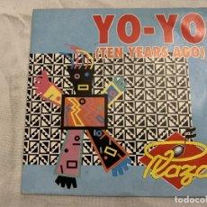 Disques de vinyle: PLAZA ?– YO-YO (TEN YEARS AGO) SELLO: DISQUES DÉESSE ?– 861-7 FORMATO: VINYL, 7 , SINGLE, 45 RPM . Lote 173876258