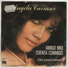 Discos de vinilo: ANGELA CARRASCO. Lote 173876784