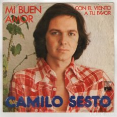 Discos de vinilo: CAMILO SESTO. Lote 173877269