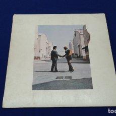 Discos de vinilo: LP - PINK FLOYD - WISH YOU WERE HERE. Lote 173879930