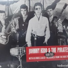 Discos de vinilo: LP JOHNNY KIDD &THE PIRATES. Lote 173880142