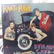 Discos de vinilo: LP STRAY CATS . Lote 173880234