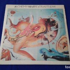Discos de vinilo: VINILO - ALCHEMY DIRE STRAITS LIVE. Lote 173880347