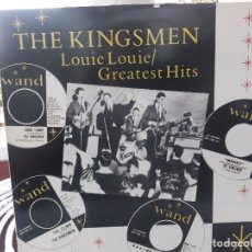 Discos de vinilo: LP THE KINKGSMEN GREATEST HITS. Lote 173881372