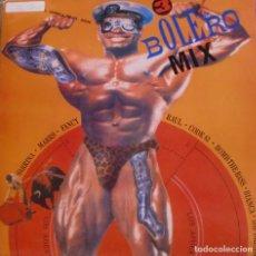 Discos de vinilo: BOLERO MIX 3 - SABRINA + MARRS + FANCY + RAUL + CODE 61 + BIANCA.. LP DOBLE PORTADA 1988. Lote 173882202