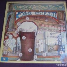 Discos de vinilo: EGG CREAM FEATURING ANDY ADAMS LP PYRAMID MARFER 1977 PRECINTADO - POP ROCK SOUL 70'S. Lote 173882375