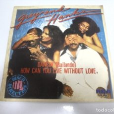 Discos de vinilo: SINGLE. GREY AND HANKS. DANCIN' / HOW CAN YOU LIVE WITHOUT LOVE. 1979. RCA. Lote 173894928