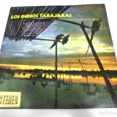 Discos de vinilo: LP. LOS INDIOS TABAJARAS. LOS FASCINANTES RITMOS DE SU BRASIL. 1968. RCA ESPAÑOLA. Lote 173895579