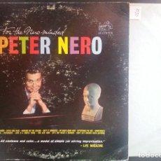 Discos de vinilo: FOR THE NERO MINDED. - NERO, PETER.. Lote 173688670
