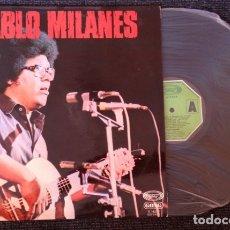 Discos de vinilo: PABLO MILANES.. Lote 173688452