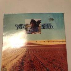Discos de vinilo: MANUEL DE PAULA. Lote 173921134