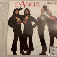 Discos de vinilo: EN VOGUE – HOLD ON SELLO: ATLANTIC – A 7908, ATLANTIC – 7567-87908-7 FORMATO: VINYL, 7 . Lote 173925907
