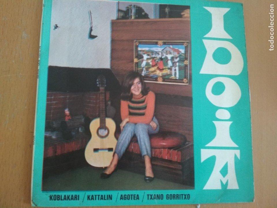 IDOIA KOBLAKARI KATTALIN AGOTEA TXANO GORRITXO EP 1967 (Música - Discos de Vinilo - EPs - Solistas Españoles de los 50 y 60)