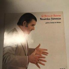 Discos de vinilo: EL PERRO DE PATERNA. Lote 173940397