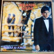 Discos de vinilo: PERLAS DE AMOR. LP. - ROLANDO OJEDA.. Lote 173706765