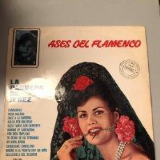 Discos de vinilo: ASES DEL FLAMENCO. Lote 173941192