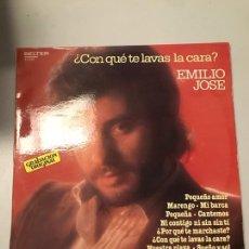 Discos de vinilo: EMILIO JOSE. Lote 173941363