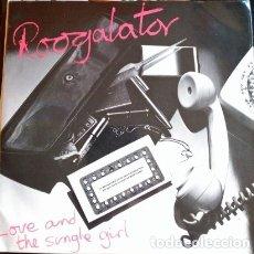 Discos de vinilo: LOVE AND THE SINGLE GIRL. - ROOGALATOR.. Lote 173704029
