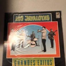 Discos de vinilo: LOS JAVALOYAS. Lote 173956030
