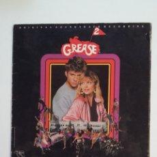 Discos de vinilo: GREASE 2. ORIGINAL SOUNDTRACK RECORDING. LP. TDKDA60. Lote 173963592