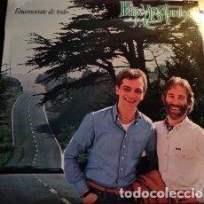 Discos de vinilo: FELIPE Y BOTTAMINO - ENAMORATE DE TODO LP.. Lote 173748217