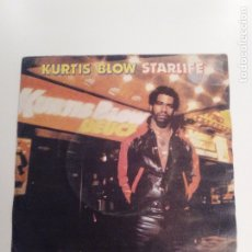 Discos de vinilo: KURTIS BLOW STARLIFE / WAY OUT WEST ( 1981 MERCURY ESPAÑA ) . Lote 173976718