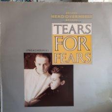 Discos de vinilo: TEARS FOR FEARS -BROKEN/HEAD OVER HEELS/BROKEN. Lote 173983540