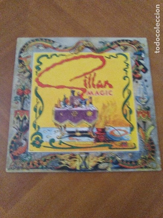 Discos de vinilo: SUPER LOTE. 4 LPS. IAN GILLAN ( DEEP PURPLE ) MAGIC/GLORY ROAD/NAKED THUNDER/FUTURE SHOCK. - Foto 2 - 173983568