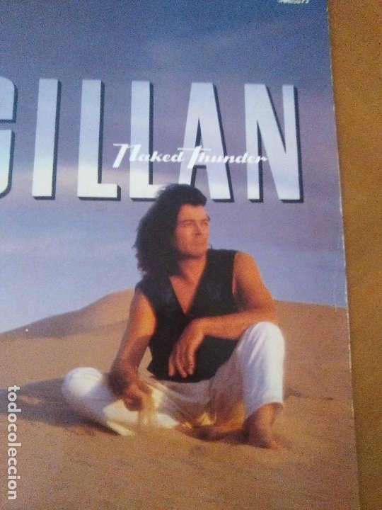 Discos de vinilo: SUPER LOTE. 4 LPS. IAN GILLAN ( DEEP PURPLE ) MAGIC/GLORY ROAD/NAKED THUNDER/FUTURE SHOCK. - Foto 12 - 173983568