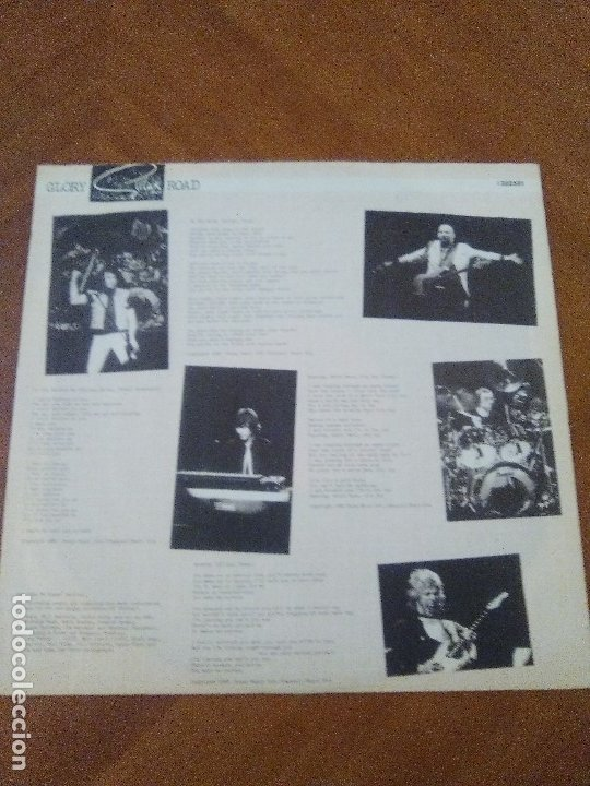 Discos de vinilo: SUPER LOTE. 4 LPS. IAN GILLAN ( DEEP PURPLE ) MAGIC/GLORY ROAD/NAKED THUNDER/FUTURE SHOCK. - Foto 24 - 173983568
