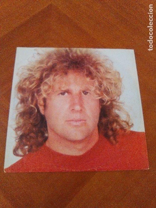 Discos de vinilo: LOTE 3 LPS HEAVY METAL.SAMMY HAGAR/LIVE 1980.BLAZE OF GLORY.JON BON JOVI.SAMMY HAGAR VOA. - Foto 5 - 173985193