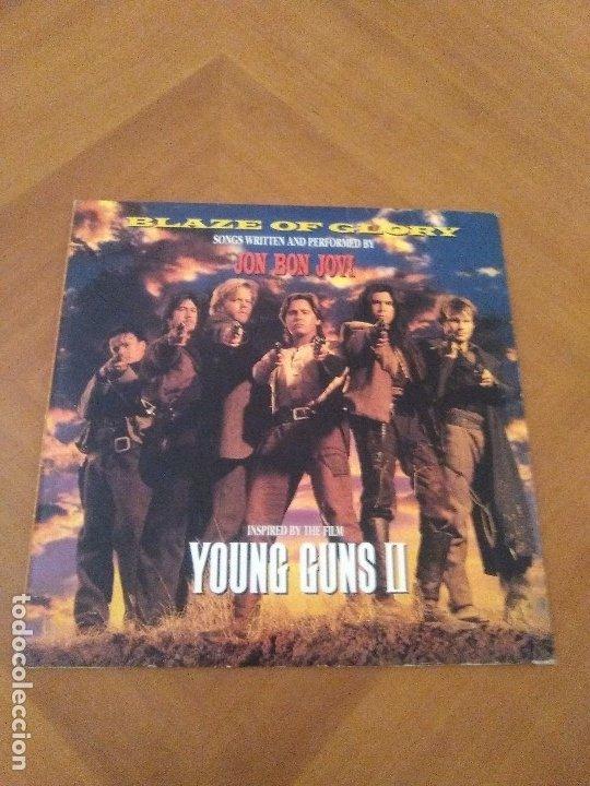 Discos de vinilo: LOTE 3 LPS HEAVY METAL.SAMMY HAGAR/LIVE 1980.BLAZE OF GLORY.JON BON JOVI.SAMMY HAGAR VOA. - Foto 12 - 173985193