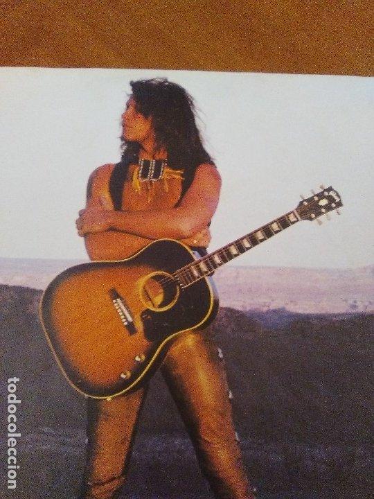Discos de vinilo: LOTE 3 LPS HEAVY METAL.SAMMY HAGAR/LIVE 1980.BLAZE OF GLORY.JON BON JOVI.SAMMY HAGAR VOA. - Foto 16 - 173985193