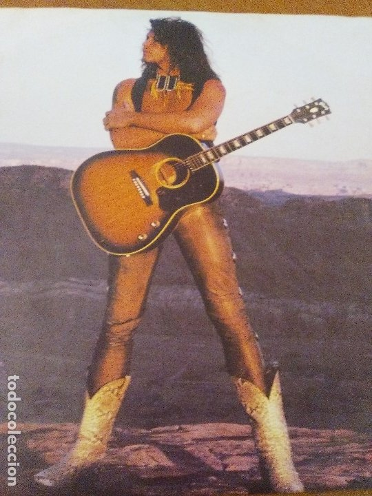 Discos de vinilo: LOTE 3 LPS HEAVY METAL.SAMMY HAGAR/LIVE 1980.BLAZE OF GLORY.JON BON JOVI.SAMMY HAGAR VOA. - Foto 17 - 173985193