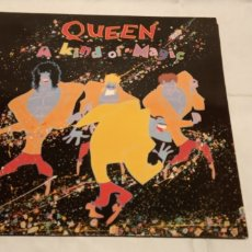 Discos de vinilo: QUEEN -A KIND OF MAGIC- (1986) LP DISCO VINILO. Lote 173985805