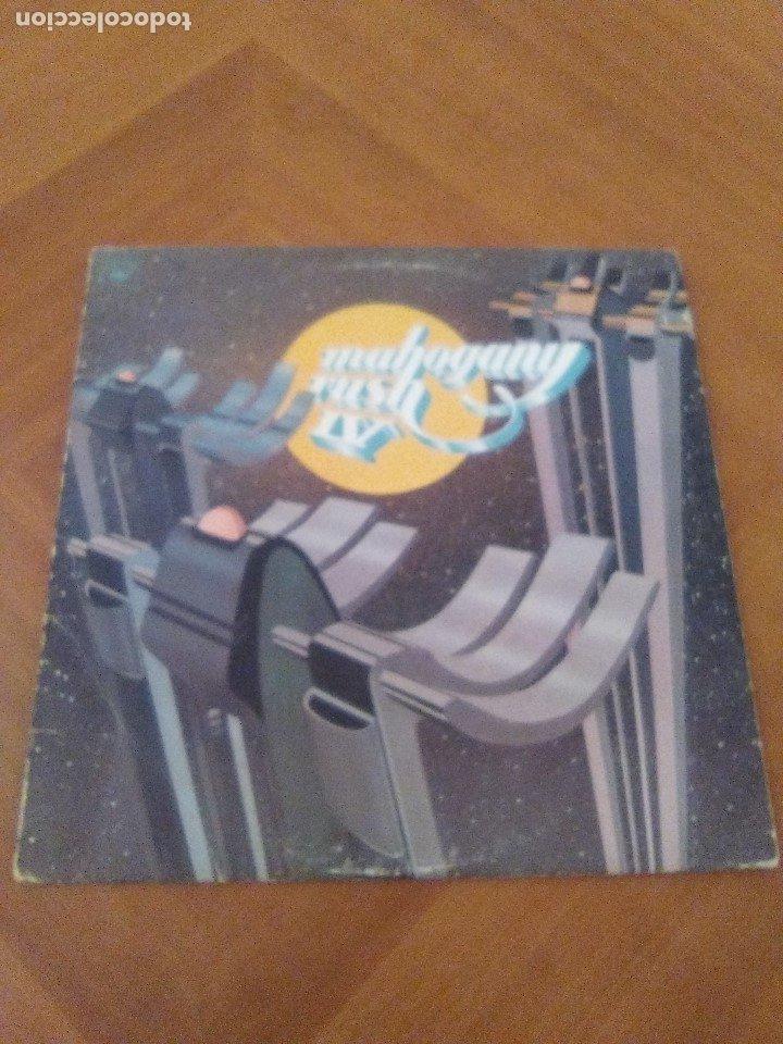 Discos de vinilo: LOTE 3 LPS. RONNIE MONTROSE.THE DIVA STATION. MONTROSE. M. MAHOGANY RUSH. IV. - Foto 2 - 173986303