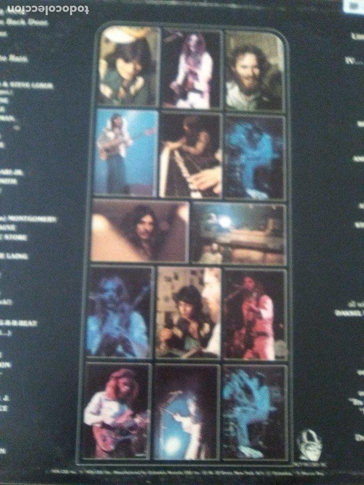 Discos de vinilo: LOTE 3 LPS. RONNIE MONTROSE.THE DIVA STATION. MONTROSE. M. MAHOGANY RUSH. IV. - Foto 4 - 173986303