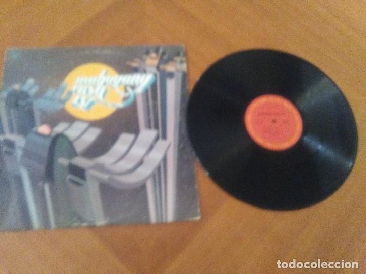 Discos de vinilo: LOTE 3 LPS. RONNIE MONTROSE.THE DIVA STATION. MONTROSE. M. MAHOGANY RUSH. IV. - Foto 8 - 173986303