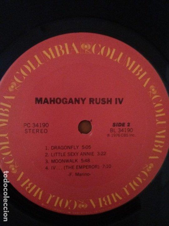 Discos de vinilo: LOTE 3 LPS. RONNIE MONTROSE.THE DIVA STATION. MONTROSE. M. MAHOGANY RUSH. IV. - Foto 9 - 173986303