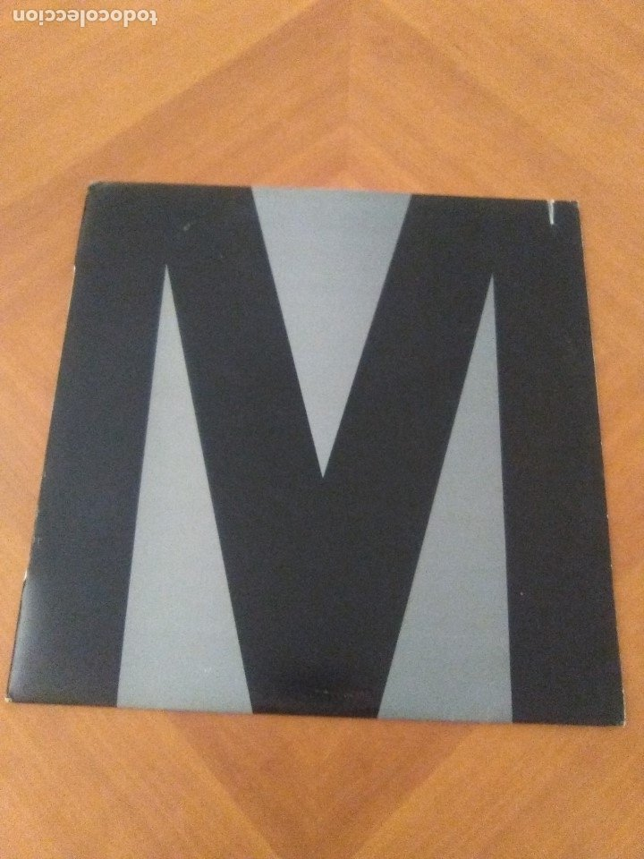Discos de vinilo: LOTE 3 LPS. RONNIE MONTROSE.THE DIVA STATION. MONTROSE. M. MAHOGANY RUSH. IV. - Foto 11 - 173986303